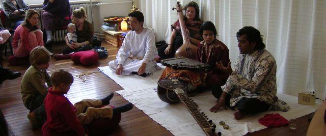 Indiase muziek: raga muziektherapie