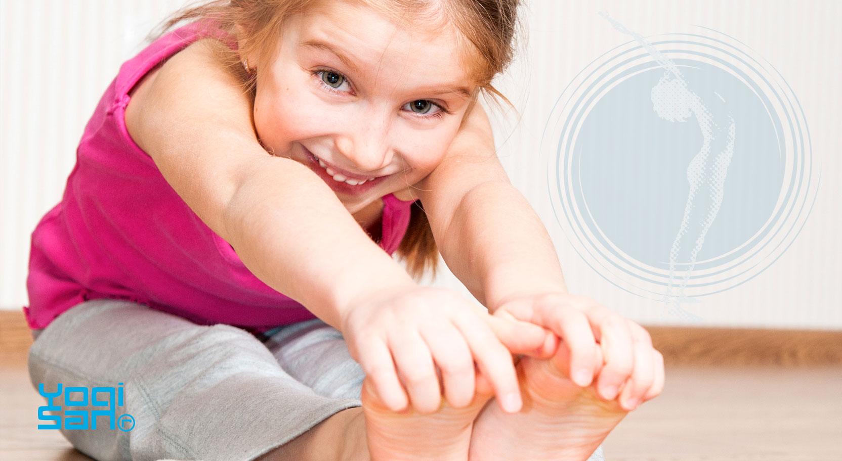 Yoga is een cadeau aan jezelf, je mag er van genieten!
