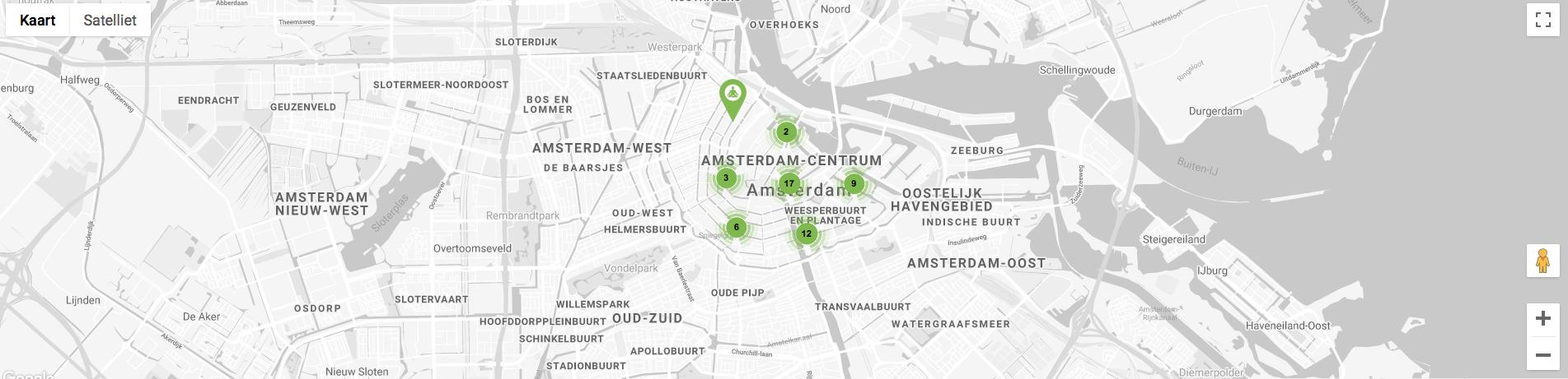 Yogaschool Amsterdam