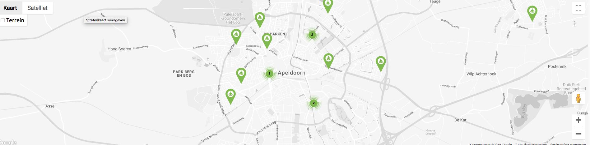 Yogaschool Apeldoorn