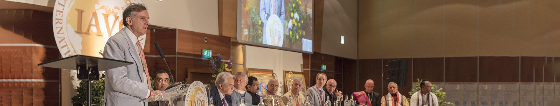 Internationaal Ayurveda Congres - 1 en 2 september, Leiden, Nederland