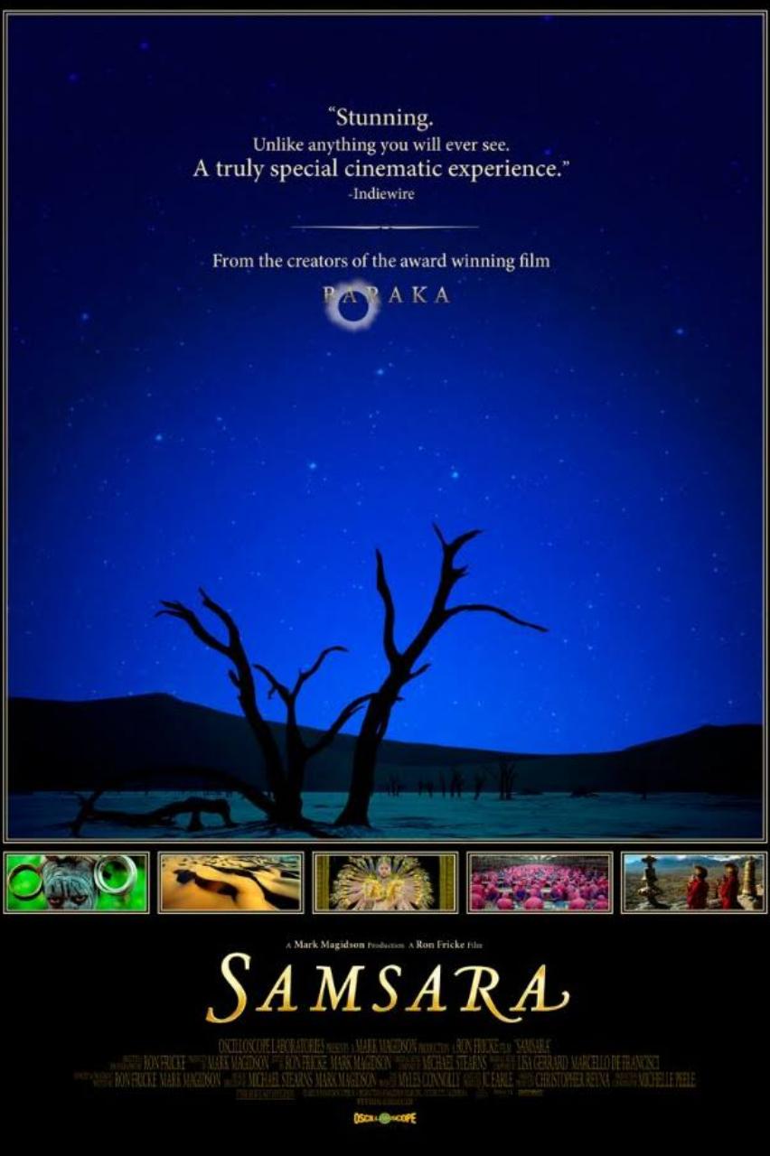 Spirituele films: Samsara