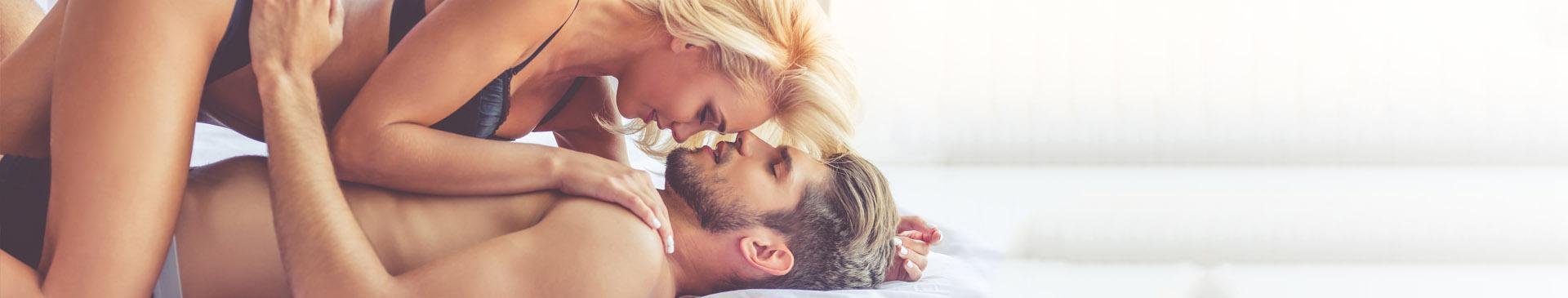 yoga en seks