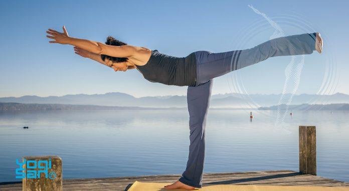 Yogahouding - Krijger 3