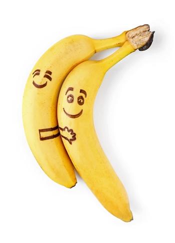 bananen toetje