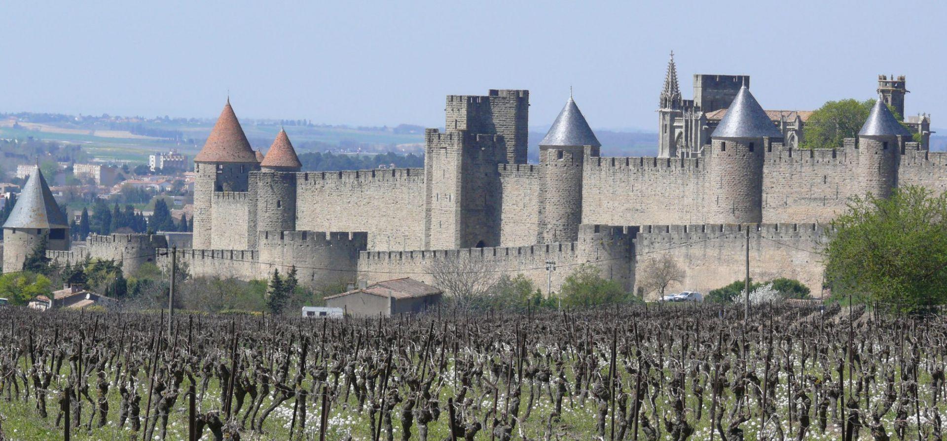 Het beste spirituele reisverhaal van 2016: Carcassonne