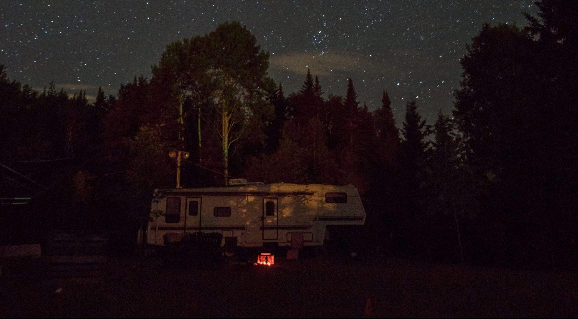 Spirituele reisverhalen: de camperbewoners