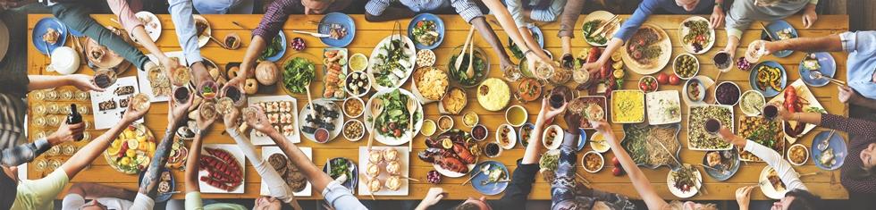 Eten feestdagen