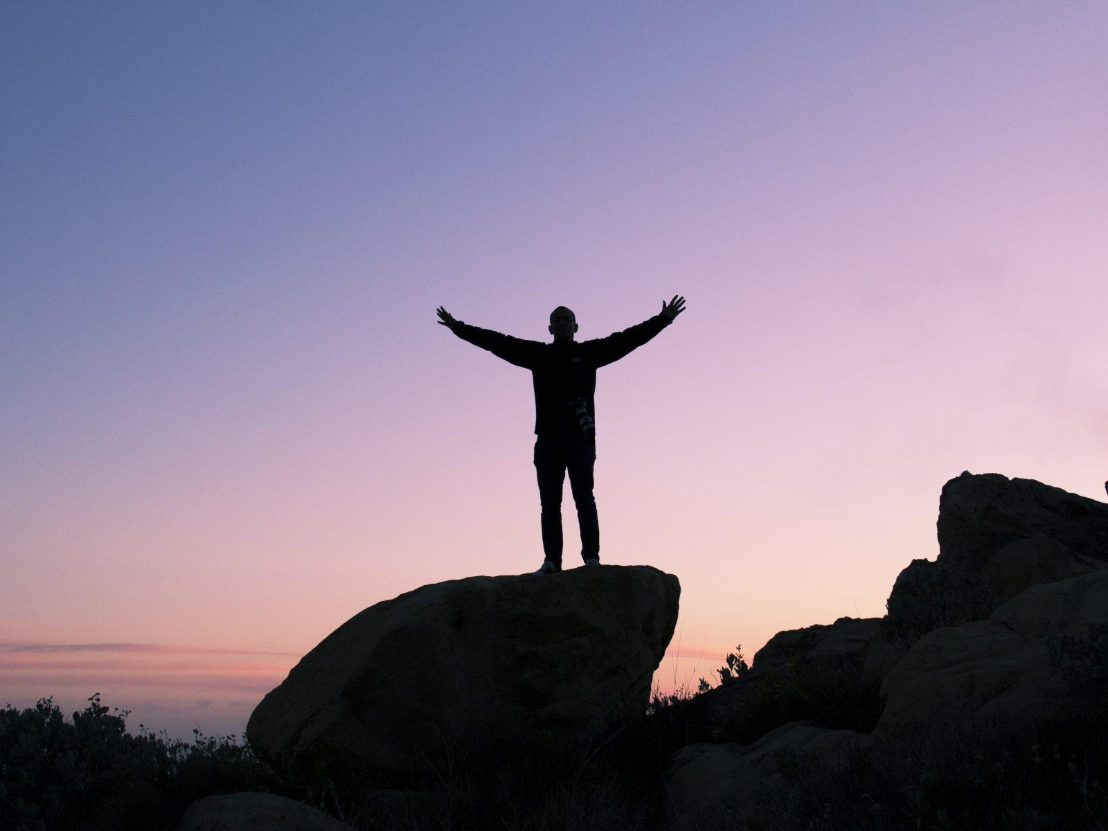 Dit is jouw dag. Mindfulness. (Foto: Paul Filitchkin, Pexels)