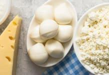 melk, boter, kaas en paneer