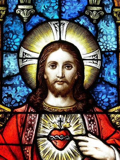 Compassie: jezus en het hart