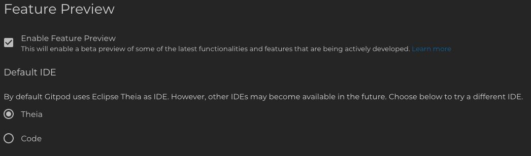 Enable sudo on Gitpod Cloud IDE