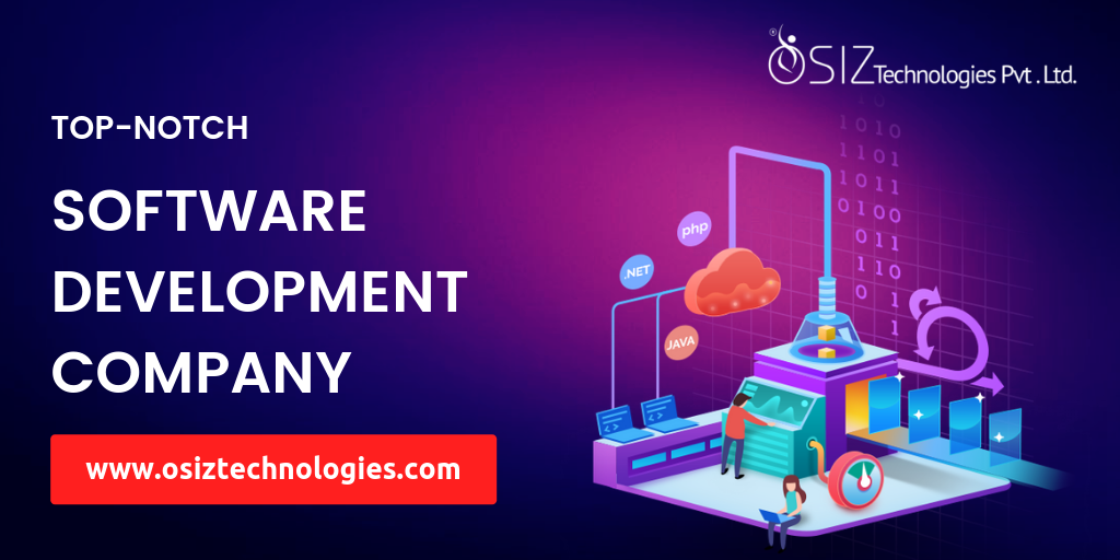 Top Notch Software Development Company in India