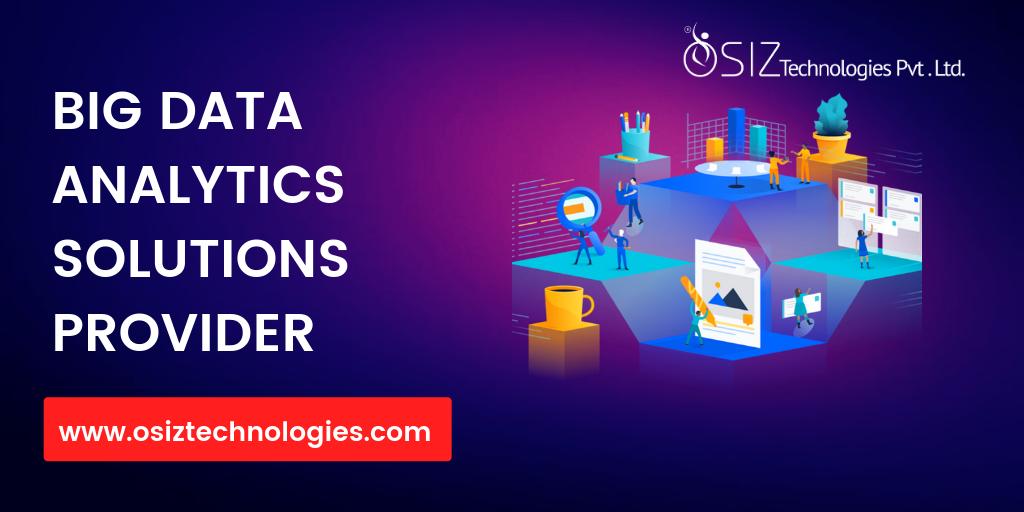 Big Data Analytics Solutions Provider