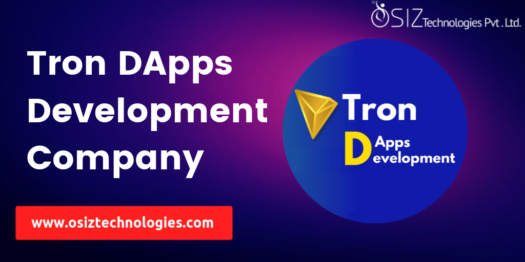 Tron DApps Development Company | Hire DApp Developers