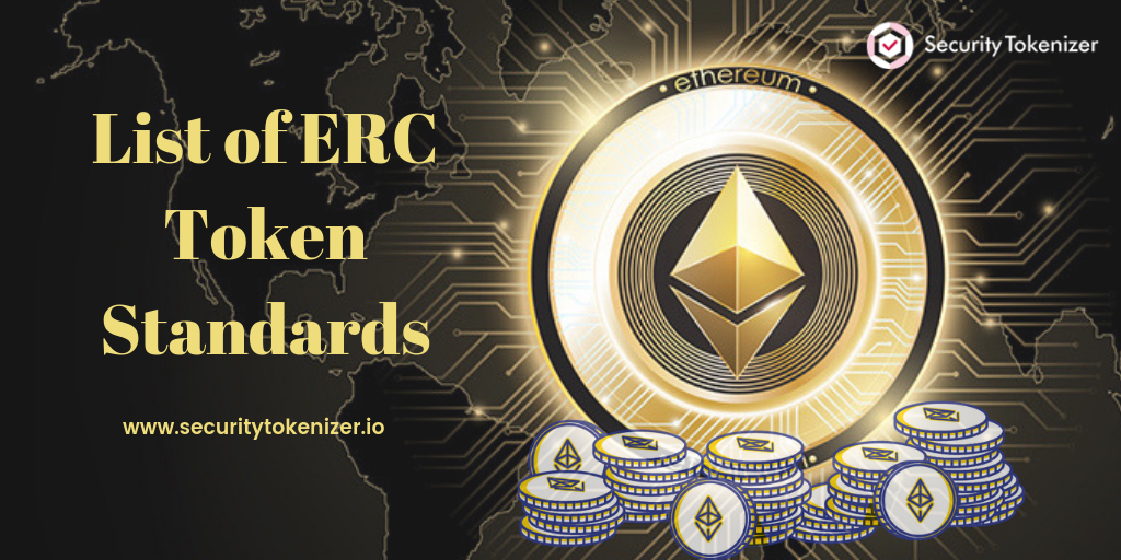 The Decisive List of ERC Token Standards