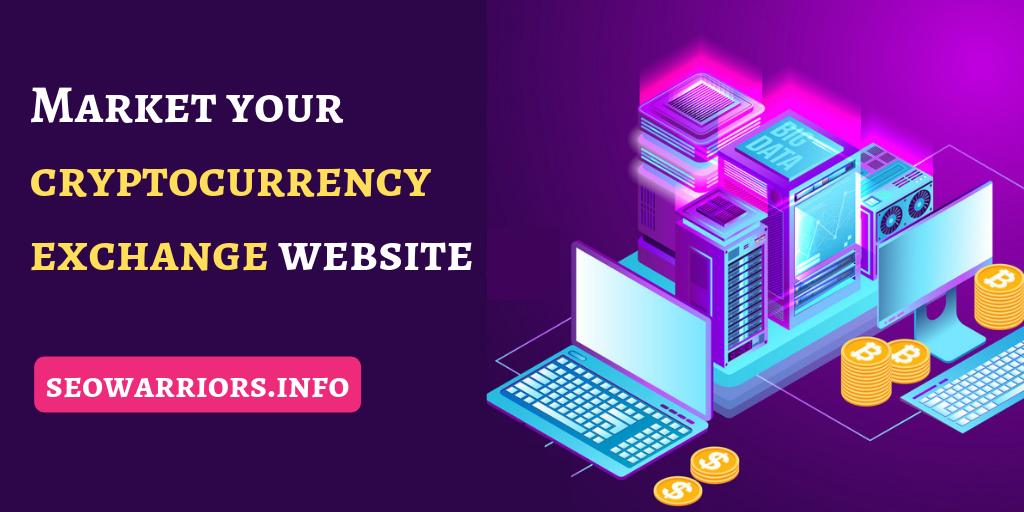 crypto exchange marketing)