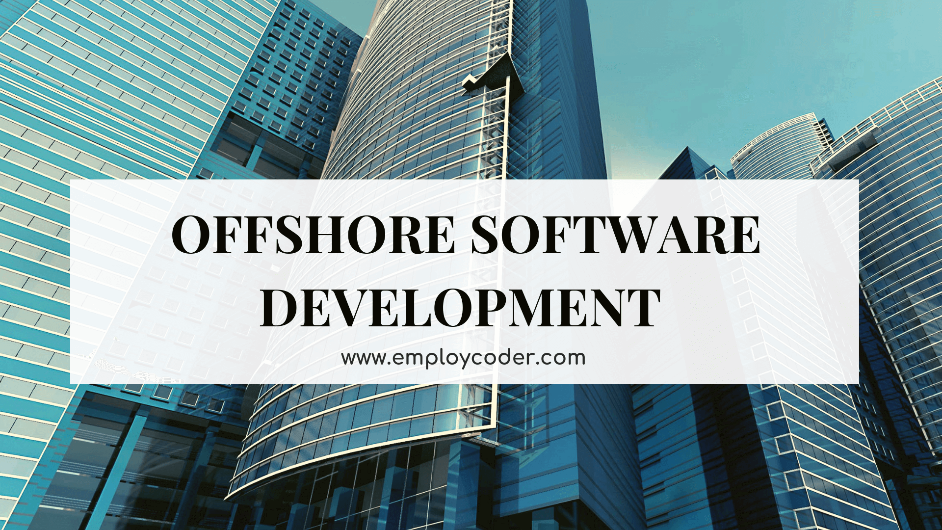 How offshore software development is helping organizations optimize business outcomes.