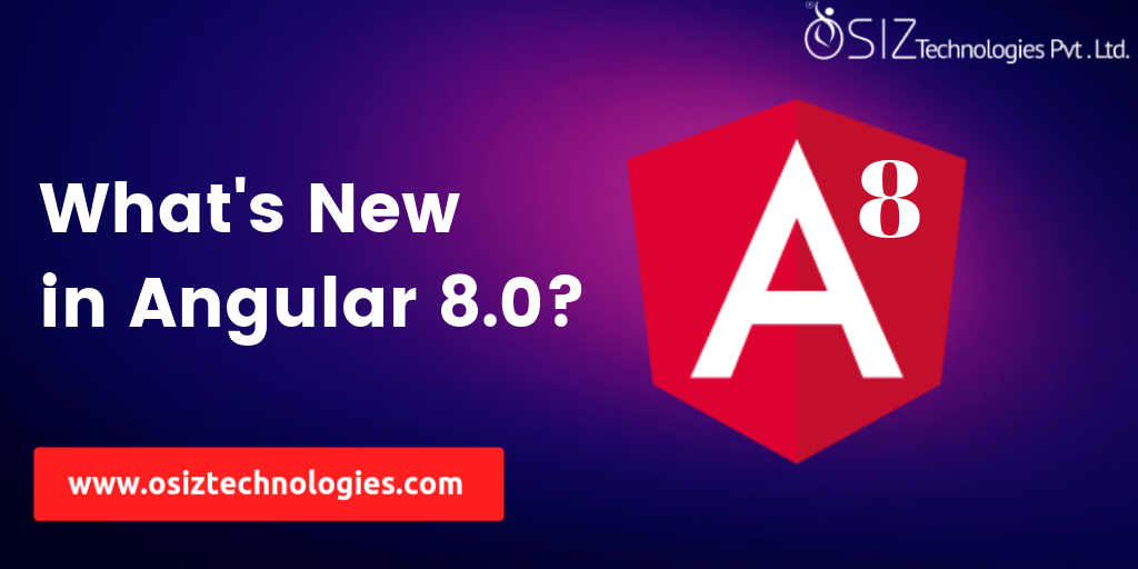 What's New in Angular 8.0?