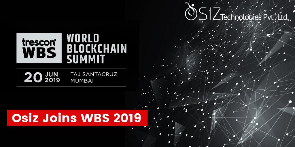 World Blockchain Summit 2019