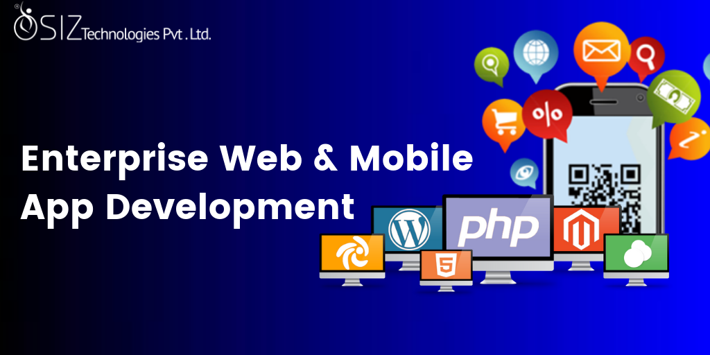 Enterprise Web and Mobile Application Development