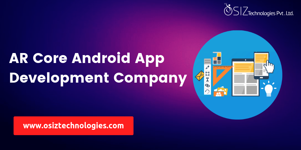 AR Core Android App Development Company | Hire AR Core