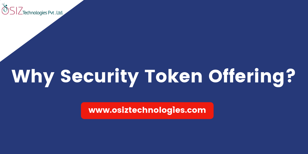 Why Security Token Offering?
