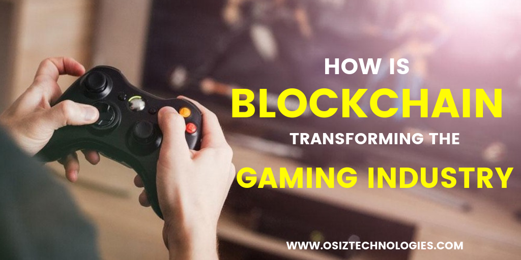 How is Blockchain Transforming the Gaming Industry?