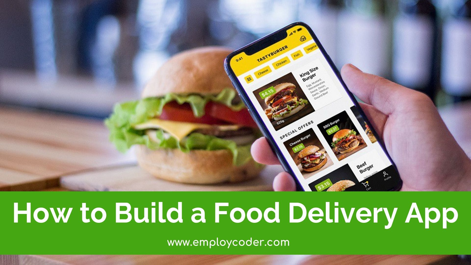 How to Build a Food Delivery App?