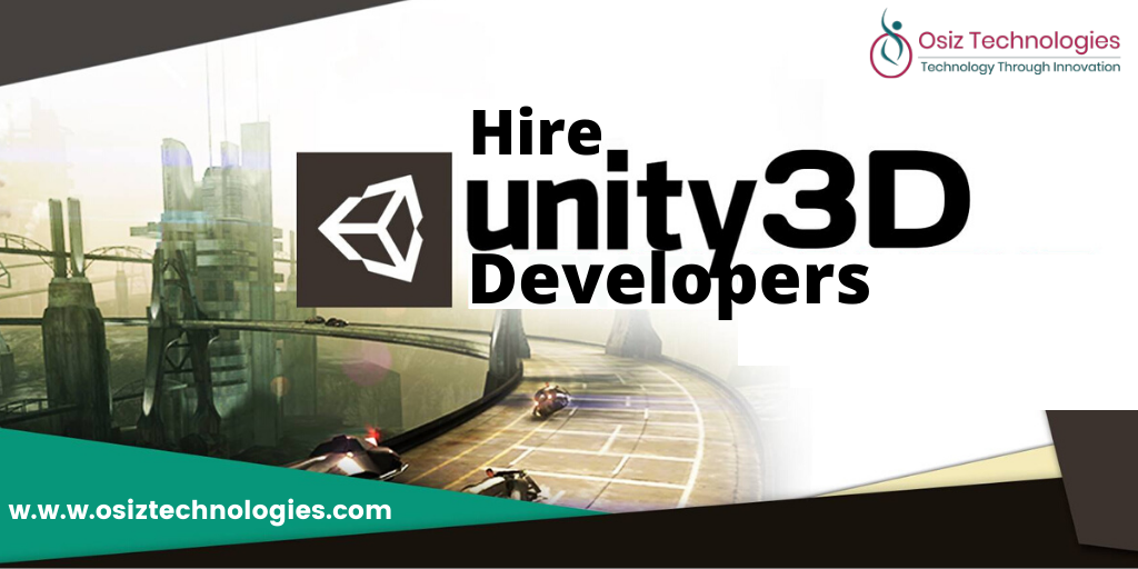 Hire Dedicated Unity 3D Developers