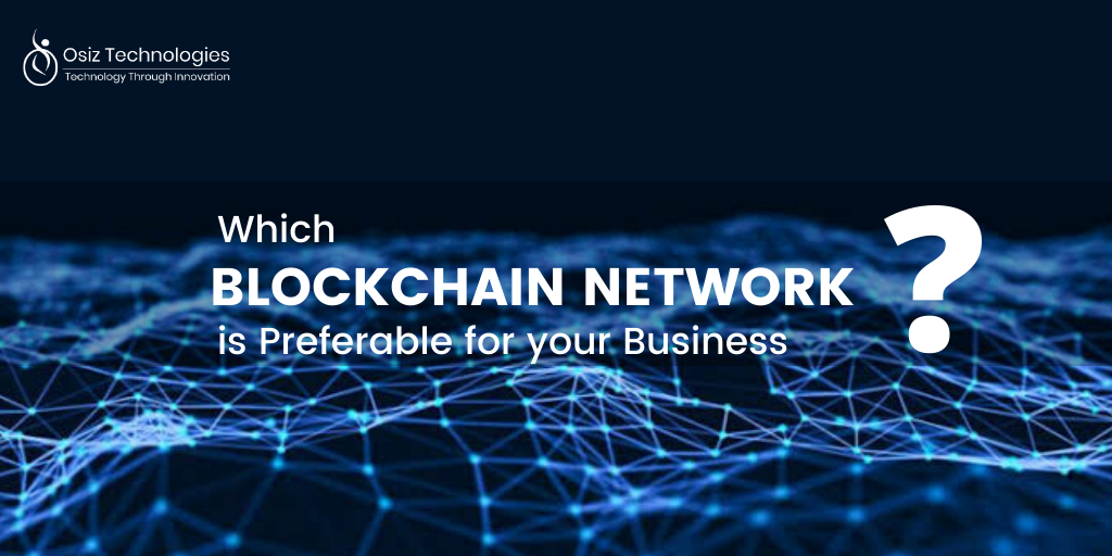Which Blockchain Network is Preferable for Your Business?