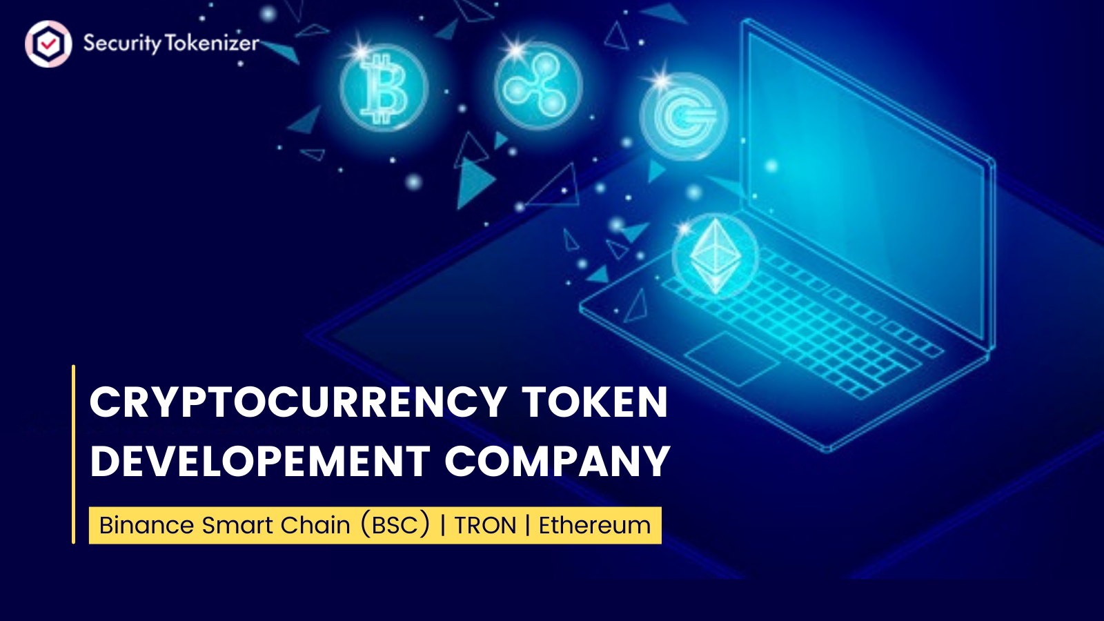 Cryptocurrency and Token Development Company