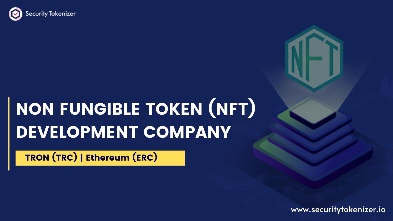 Non-Fungible Token (NFT) Token Development Company