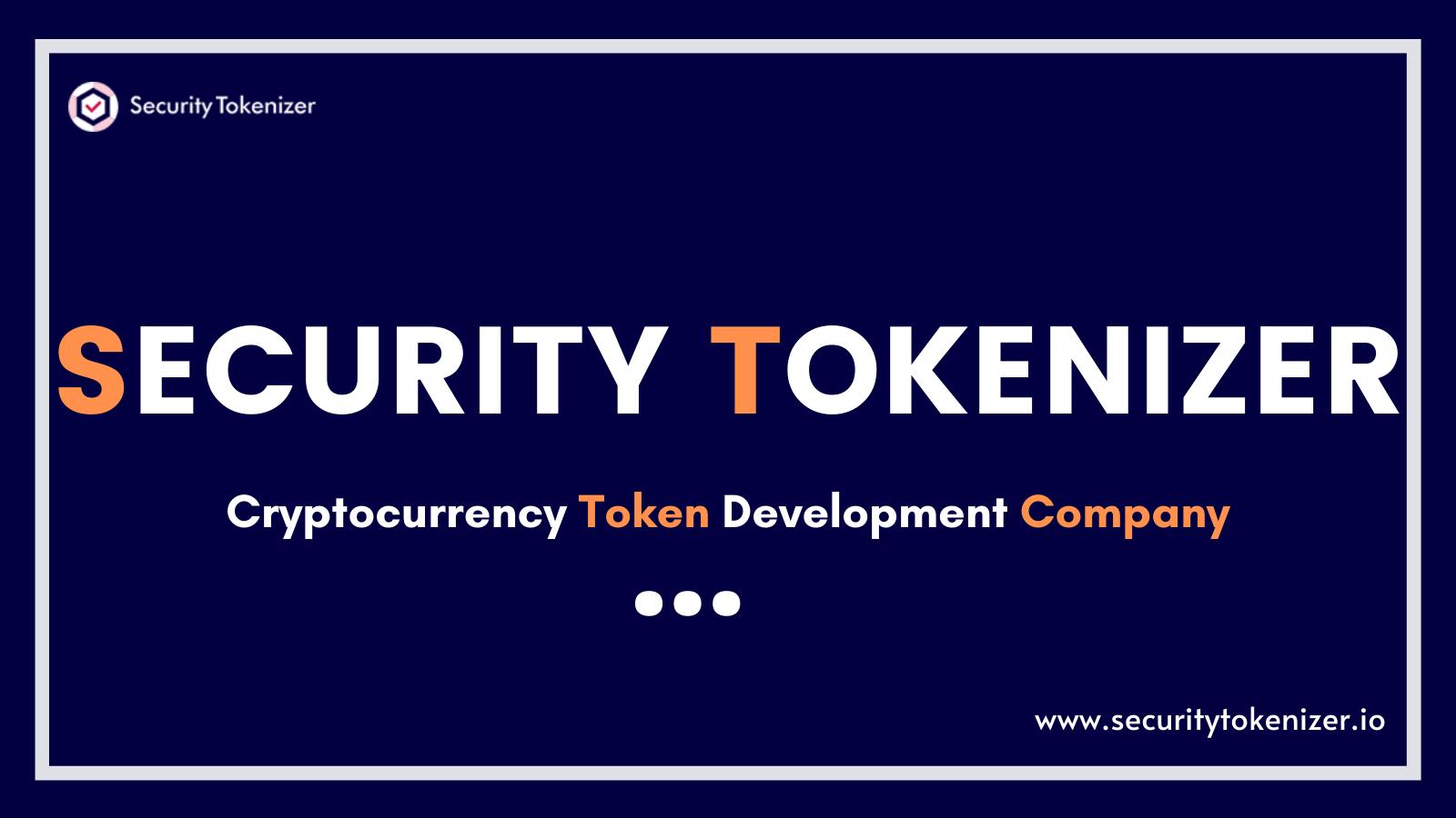 Token Development Company   Crypto Token Development Services