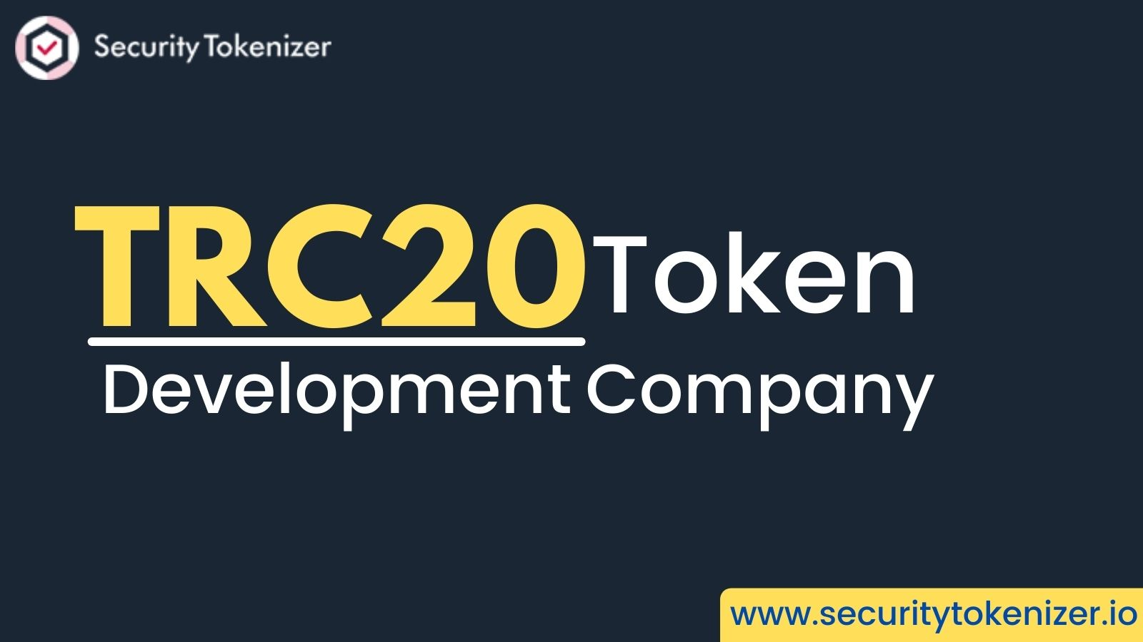 TRC20 Token Development Company - Create Your TRON TRC20 Token