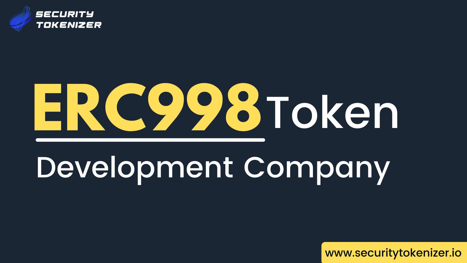 ERC998 Token Development Company