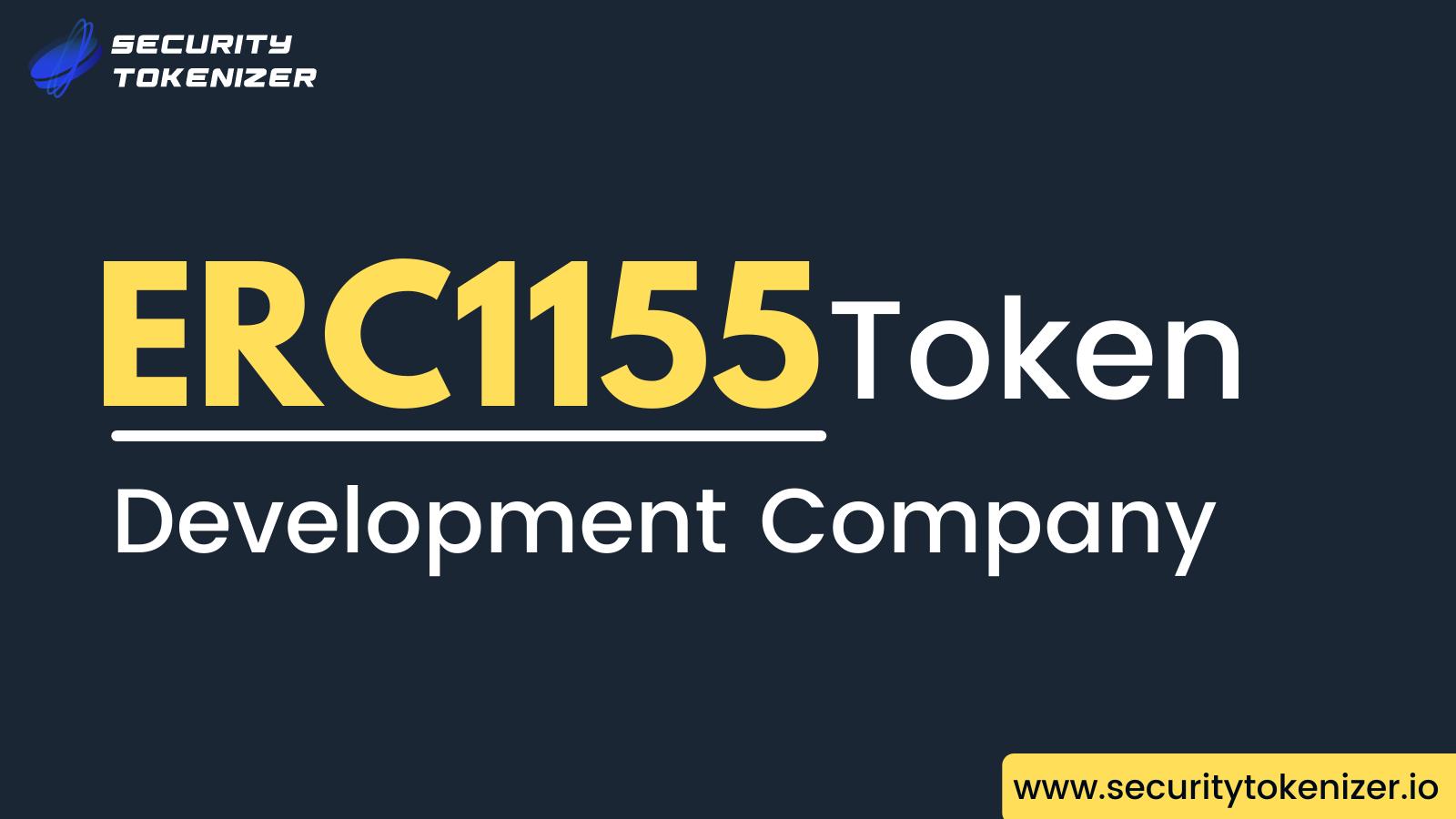 ERC1155 Token Development Company