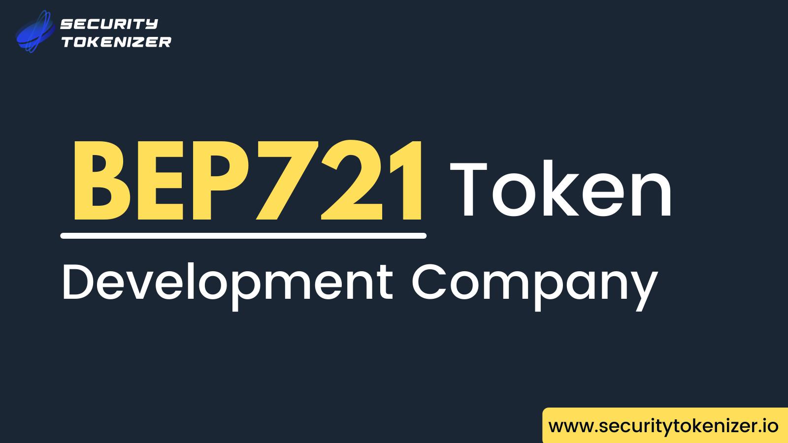 BEP721 Token Development Company