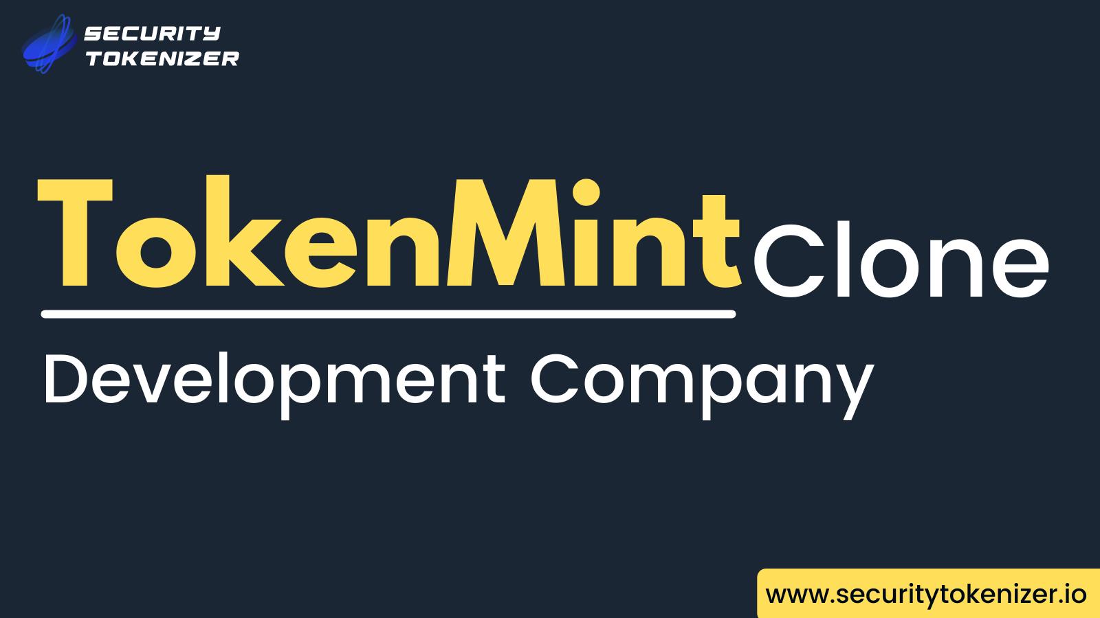 TokenMint Clone Script - ToCreate ERC20 Token Generator Like TokenMint