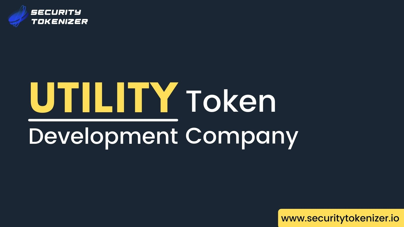 Utility Token Development Company