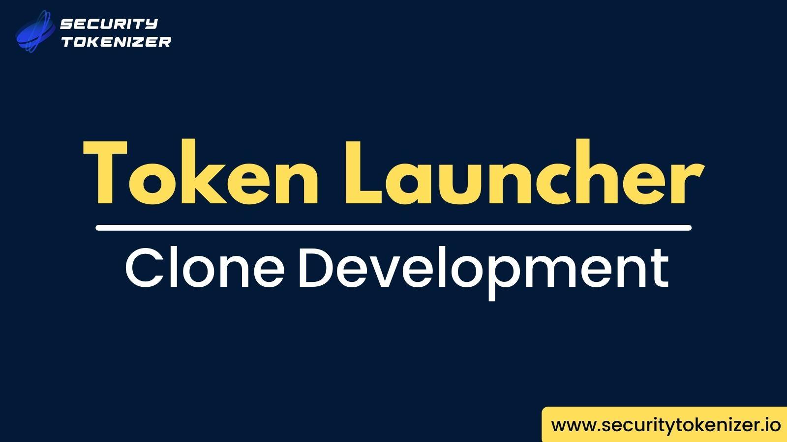 The Token Launcher Clone To Create Token Generator Platform