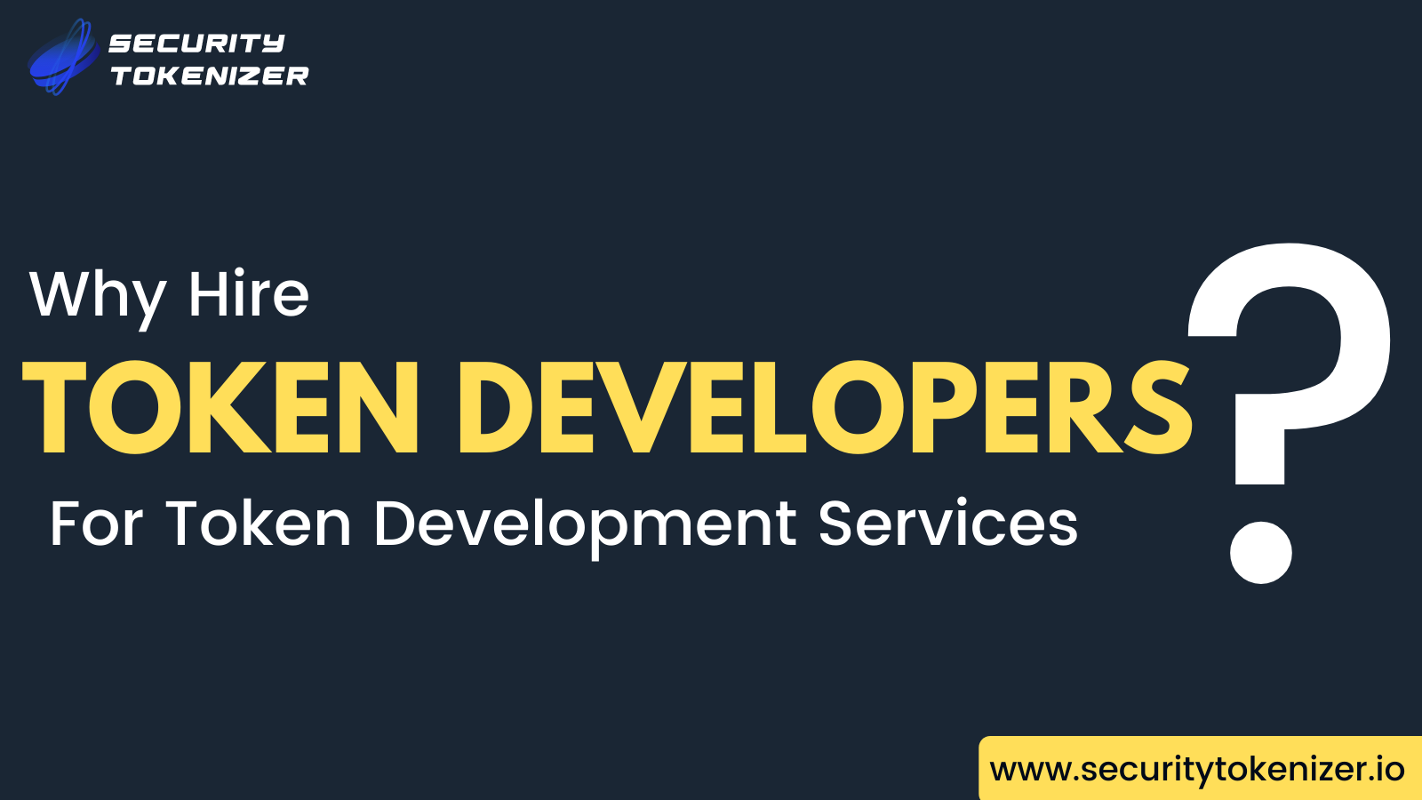 Why Hire Token Developers For Token Development Services?