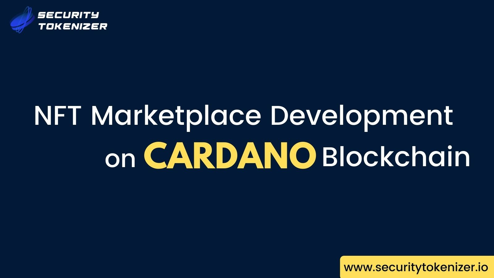Cardano NFT Marketplace Development Company   NFT Marketplace Development on Cardano