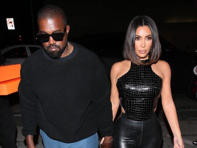 Стоп-развод: Ким Кардашьян в слезах встретилась с Канье Уэстом