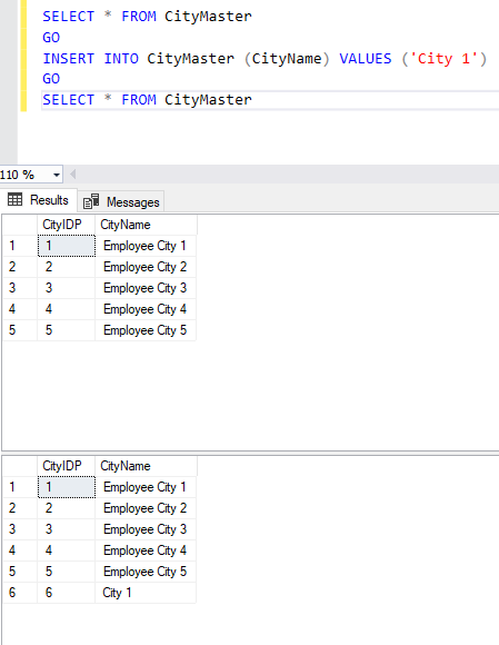 AtoZSourceCode: SQL Tutorial: How to use SQL INSERT INTO
