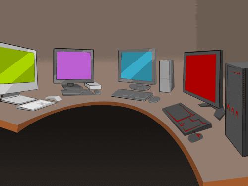 Tech Profile: the Good Ol' Stationary Computer