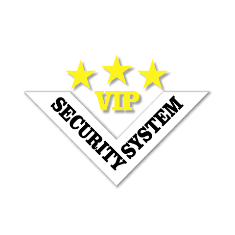 VIP security system stare logo