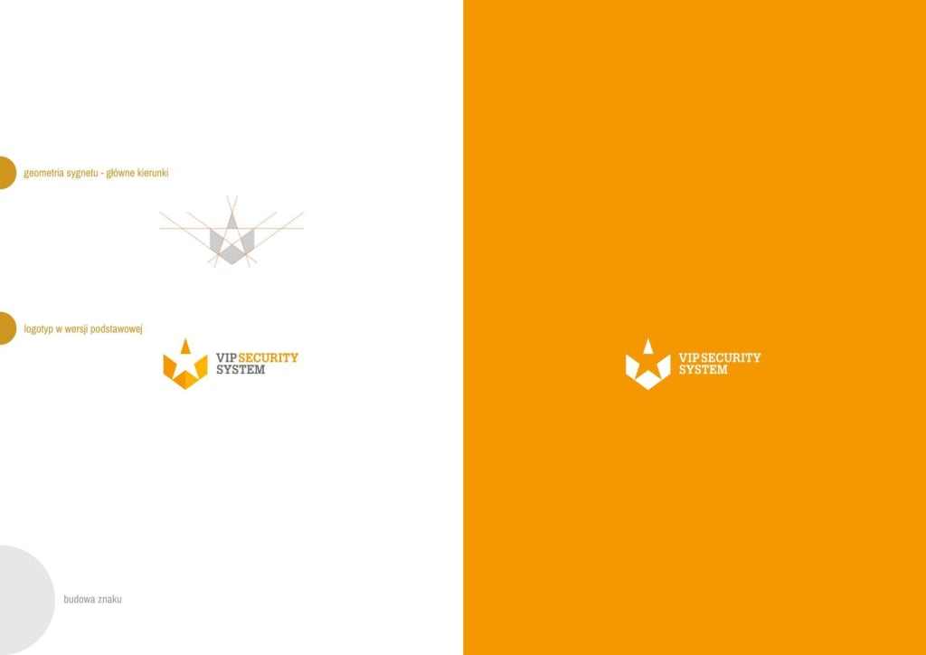 Vip security system Nowe logo po rebrandingu