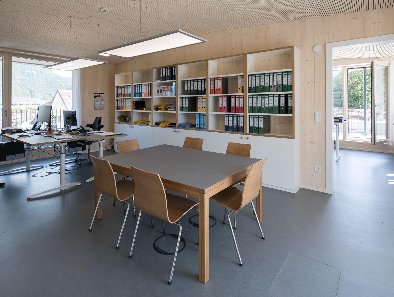Büro Holzbau