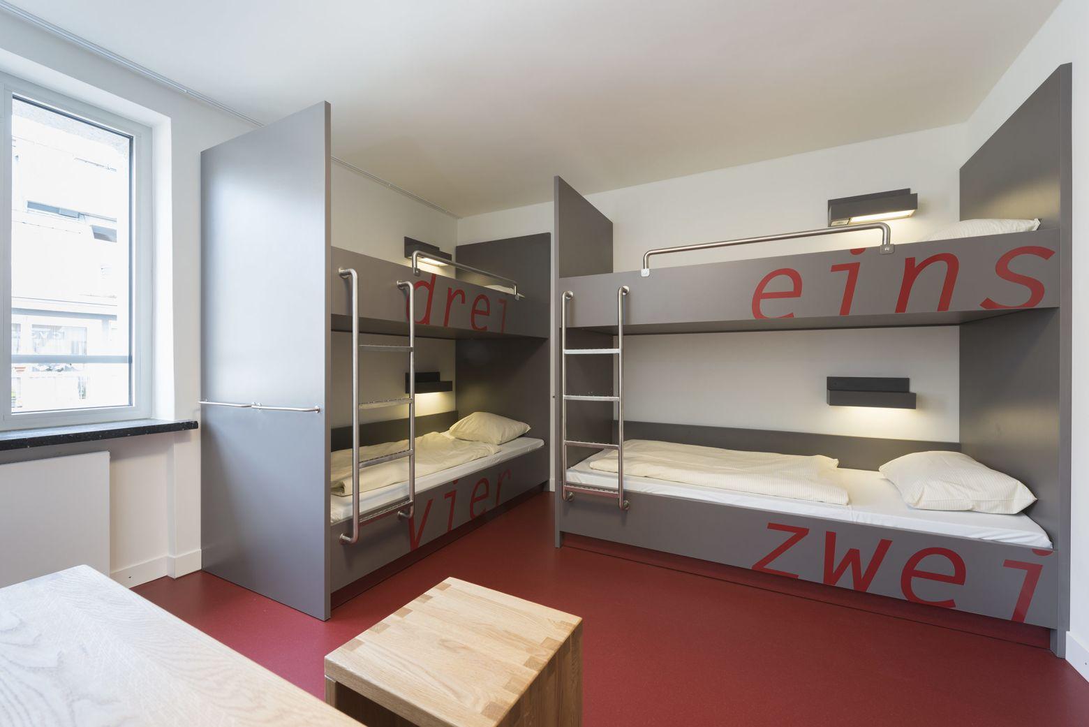 Vierbettzimmer Typ 2